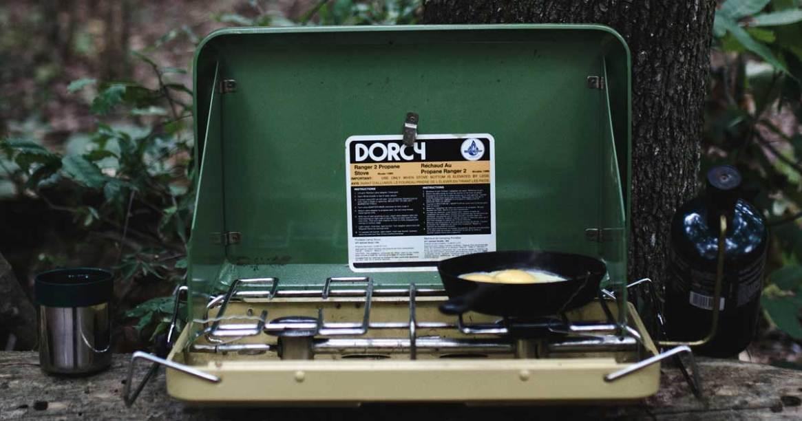 camp stove