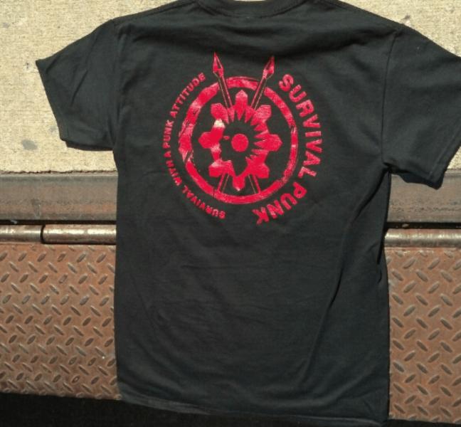 Survivalpunk Shirts
