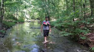 Hiking Paleo