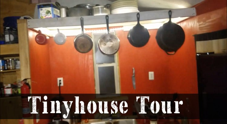 A Tour Of My Off Grid Tiny House