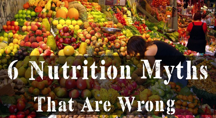 6 Nutrition Myths That Are Wrong, nutrition, weight loss, nutrition myths, fat makes you fat, salt is bad for you,