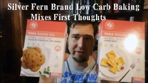 Silver Fern Brand Low Carb Baking Mixes First Thoughts