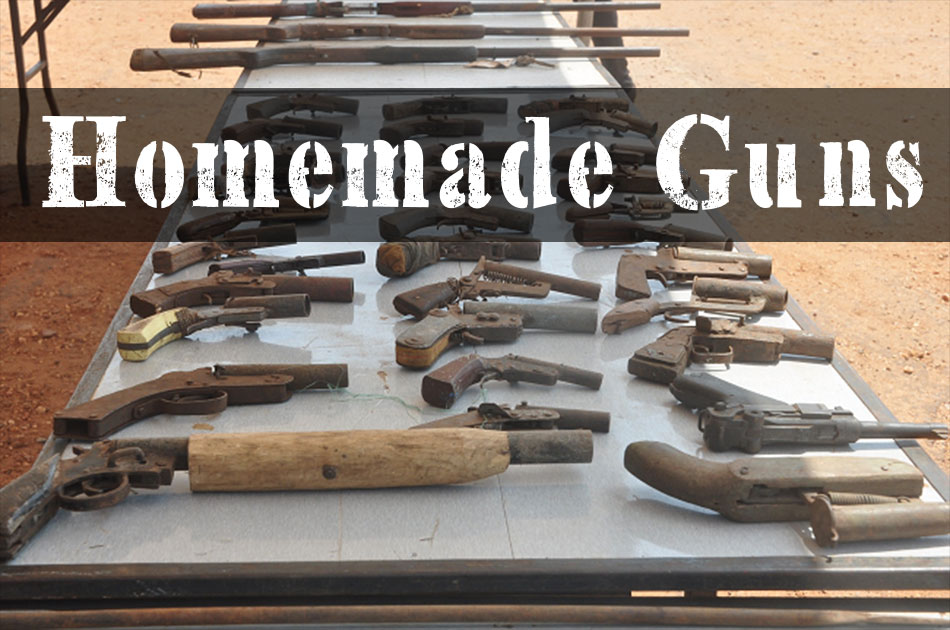 Homemade Guns A How To On Legally Making Firearms -