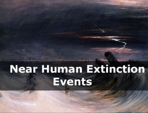 Lessons From Near Human Extinction Events| episode 153