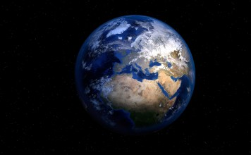 A Symbol For All People: The Planet Earth Flag