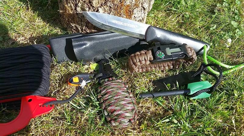 Survival armband überlebensarmband paracord