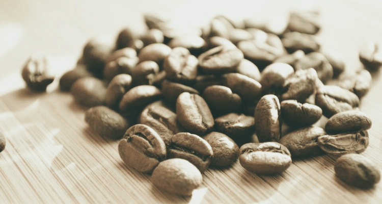 To use your survival coffee maker you need coffee beans