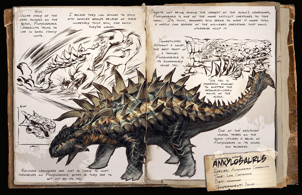 Ankylosaurus_Dossier