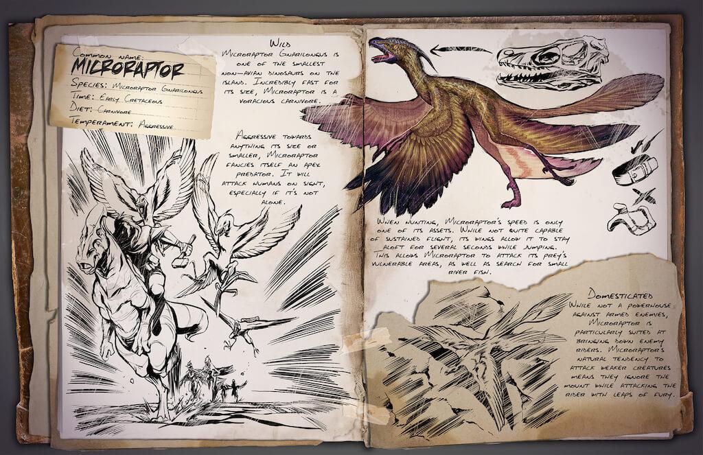 Microraptor_Dossier