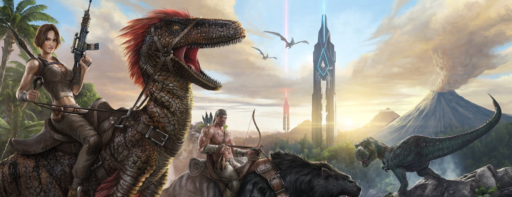 ARK Leveling Guide - Survive ARK