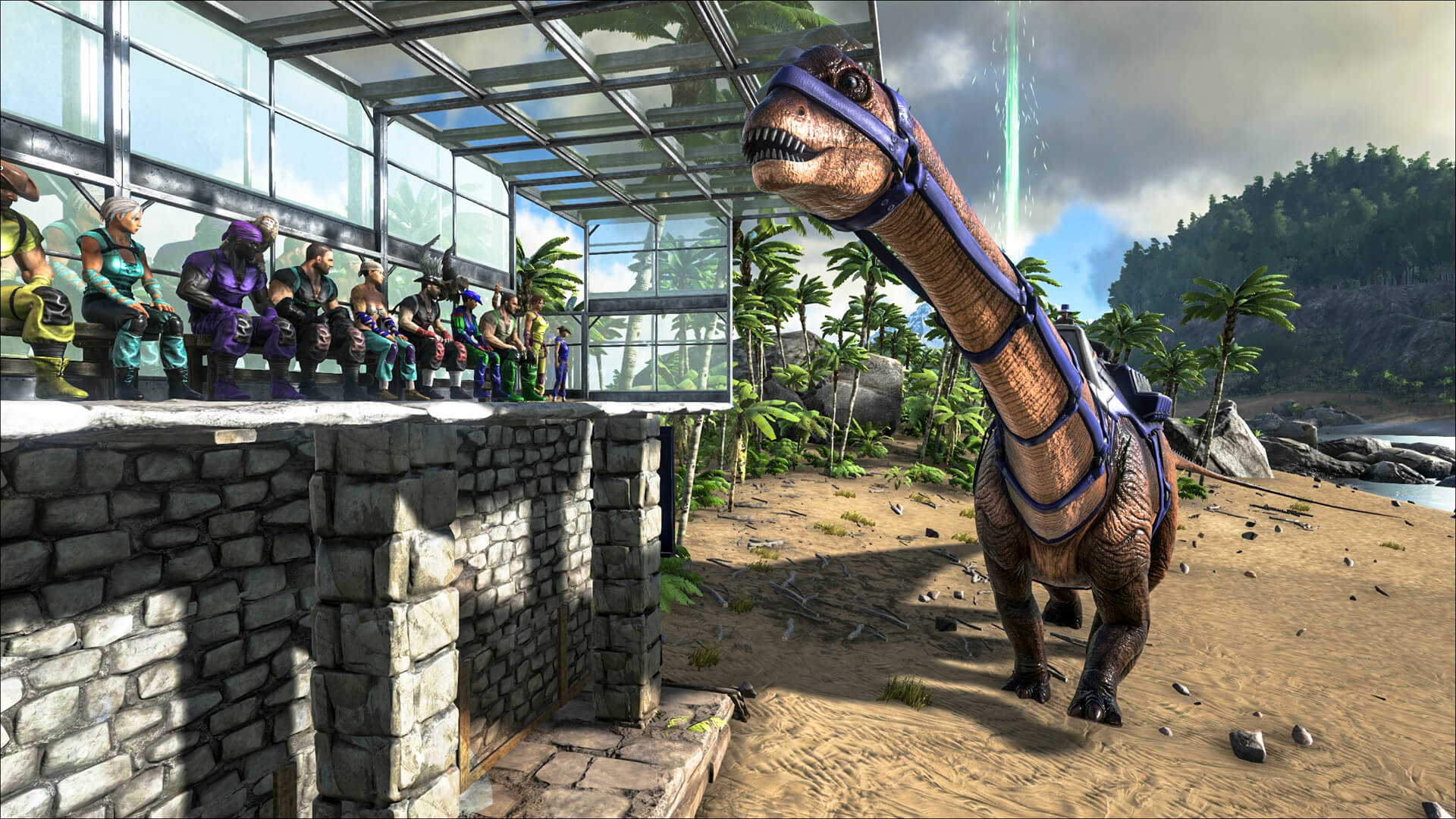 Patch v242 - What's new? - Survive ARK