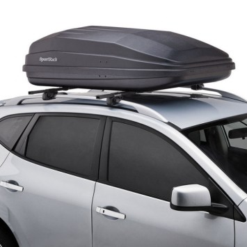 car top carrier road trip essentials