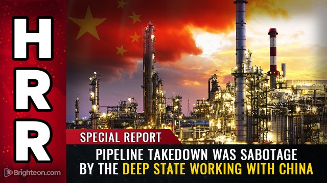 Image: Pipeline panic is preview of CYBER TAKEDOWN of U.S. infrastructure