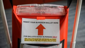 Image: Democrats are obviously fearful of the ongoing ballot audits in Arizona, Georgia, and New Hampshire: The question is why?