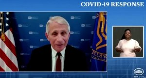 """Dr. Fauci Declares Delta Variant of Covid-19 """"Greatest Threat"""" to the United States (VIDEO)"""