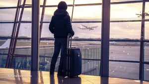 Image: Man sues 7 airlines for discriminating against travelers with medical conditions