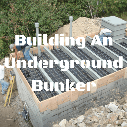 building an underground bunker surviveuk. Black Bedroom Furniture Sets. Home Design Ideas