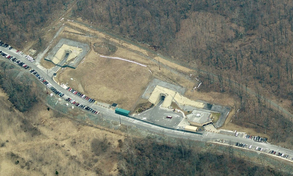 Raven Rock Mountain Complex in Pennsylvania-Maryland