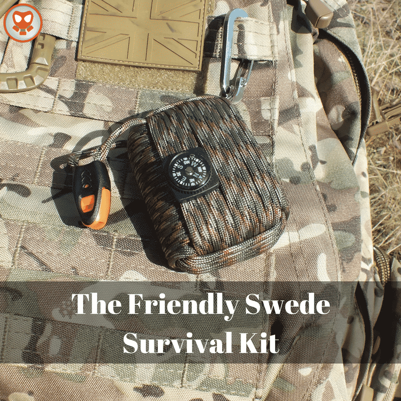 The Friendly Swede Survival Kit