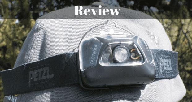 Petzl Tactikka Review