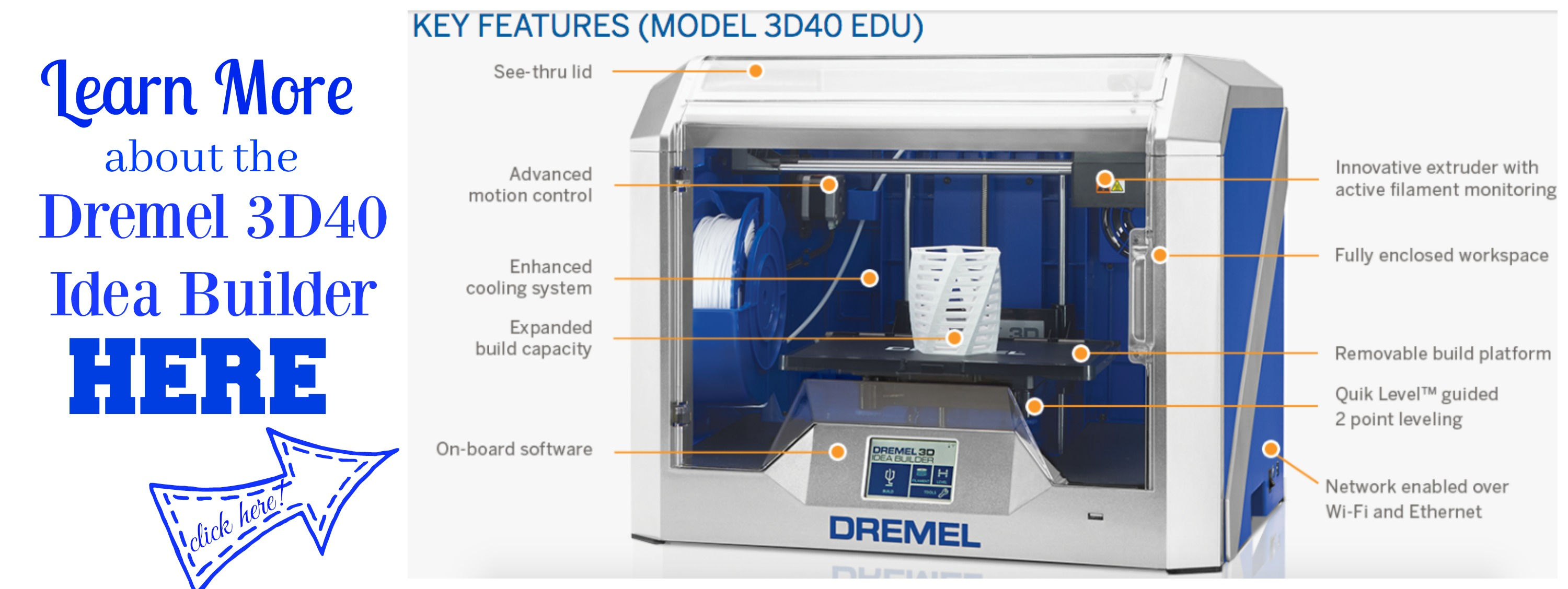 3d Printing Models For Your Classroom