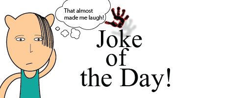 Surviving Life with Kids joke of the day