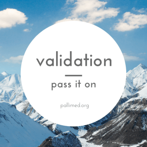 VALIDATION1 Why do I have such a strong desire to be validated?
