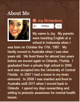 Let's talk about trauma - http://joysvoices.blogspot.com/