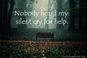 silent-cry-for-help-300x200 Trying to find an end to the abuse - Part II