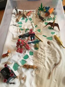 sandbox therapy in healing from trauma