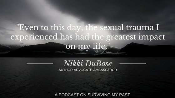 survivor-author-advocate-ambassador - chat with nikki dubose