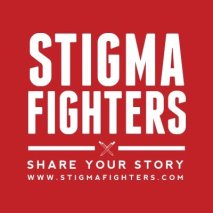 stigma-fighters-300x300 The power of sharing your story, with Sarah Fader from Stigma Fighters