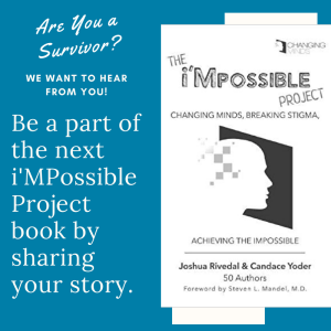i'm possible project book - submit your story - surviving my past