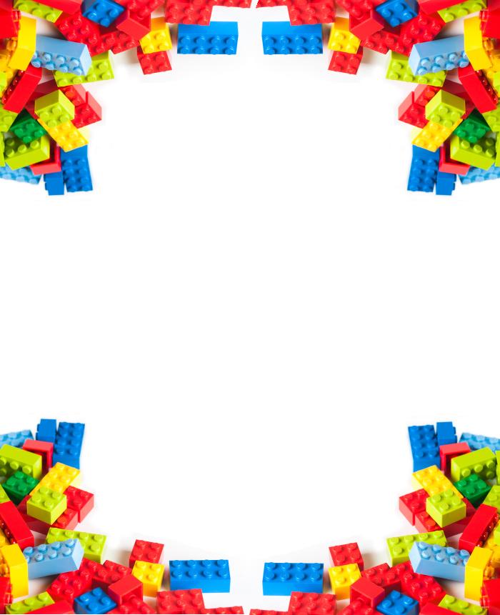Cartons d 39 invitation pour un anniversaire lego myplanner - Modele lego gratuit ...
