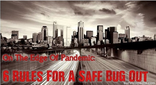 big pandemic bug out