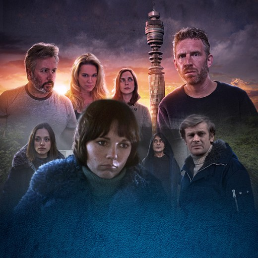 Big Finish - Survivors - combination cover image