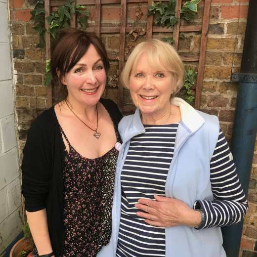 Wendy Craig and Jane Slavin - Survivors S8