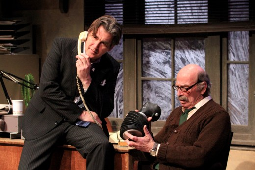 Galvin & Moe (Ian Kelsey & Denis Lill) in The Verdict