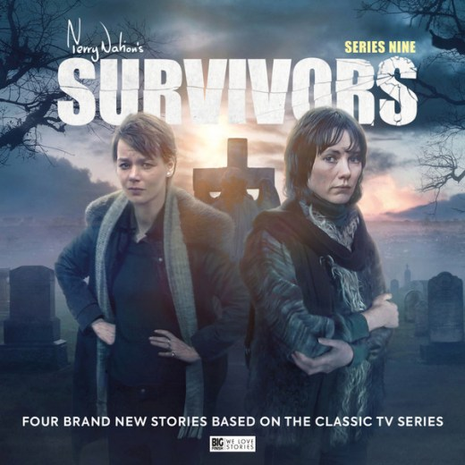 Big Finish - Survivors - series nine - cover