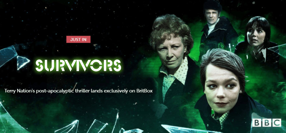 Survivors on Britbox