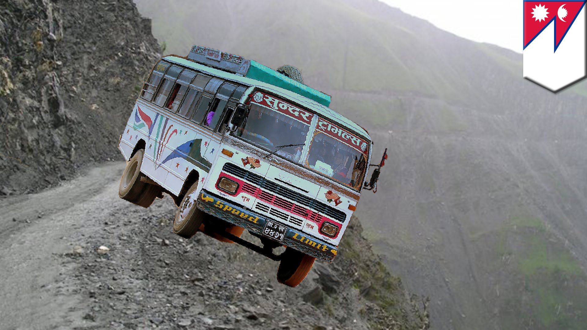 अरुणखोला बस दुर्घटना अपडेटः मृत्यु हुनेको सङ्ख्या ६ पुग्यो