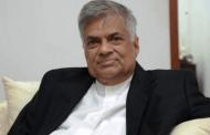 श्रीलंकाका प्रधानमन्त्री भारत भ्रमणमा