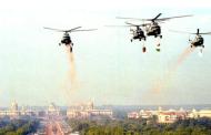 भारतको ६८ औं गणतन्त्र दिवस: यस्तो छ भव्य तयारी (फोटोफिचर)