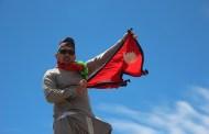 Sanjay Pandit: Nepal's first Backwardwalking World Mountaineer Extraordinaire