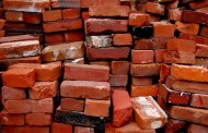 six manual workers injured after wall of bricks collapses
