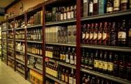 Dang bans sale and distribution of liquor