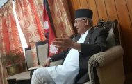 Slashing local levels' power not acceptable: chair Oli