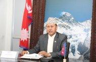 तेस्रो चरणको निर्वाचनमा नेपाली काँग्रेस पहिलो पार्टी बन्ने : मन्त्री बस्नेत