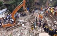 मुम्बइमा भवन भत्किँदा ११ को मृत्यु, ४० जना पुरिए
