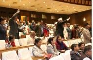 संसदको दोस्रो बैठक पनि कांग्रेसको विरोधका कारण अवरुद्ध, जुम्ला पुगेर केसीसँग वार्ता गर्न माग